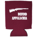 defend appalachia coozie burgundy front resized