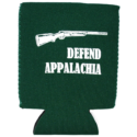 defend appalachia coozie green front resized