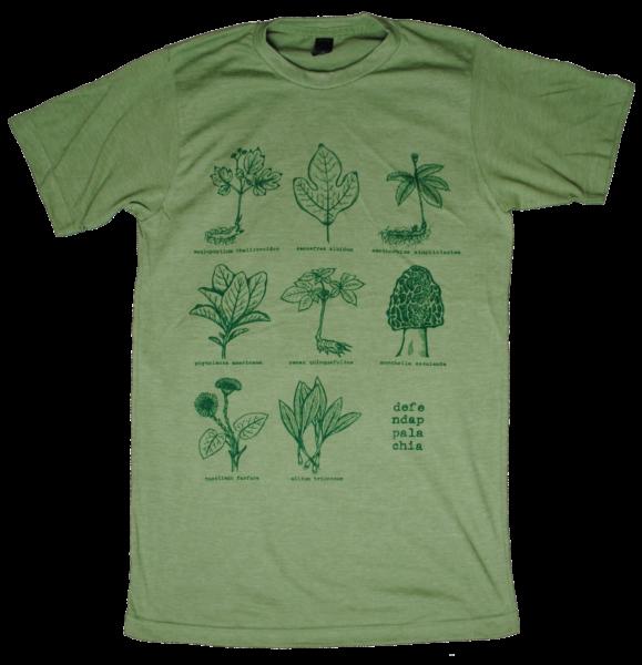 Edibles and Medicinals shirt floating