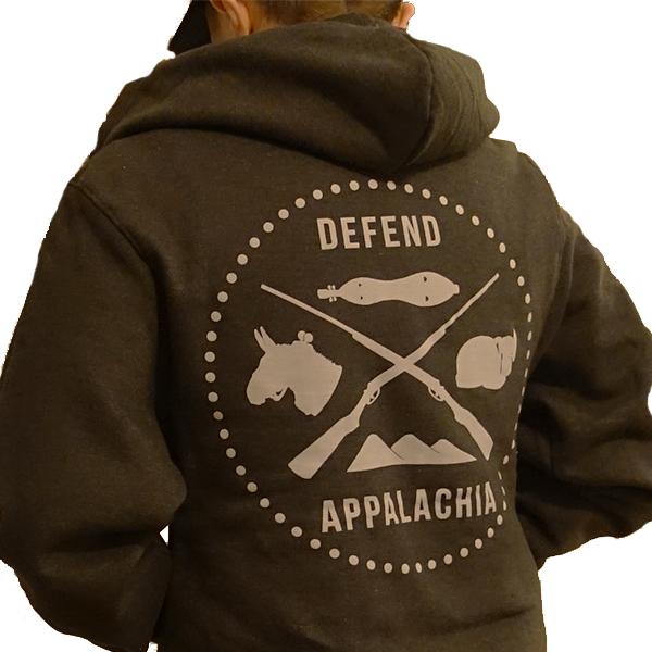 hoodie back draft stock image
